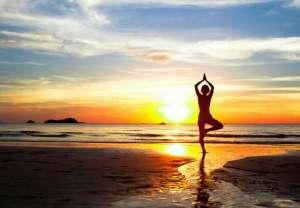 适合在家做的减肥瑜伽动作