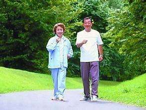 散步减肥的方法