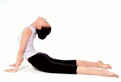 7式丰胸瑜伽助女性打造充盈饱满事业线