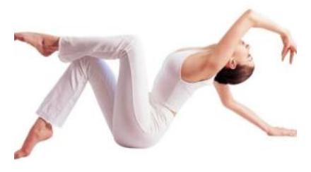 瘦身的瑜伽