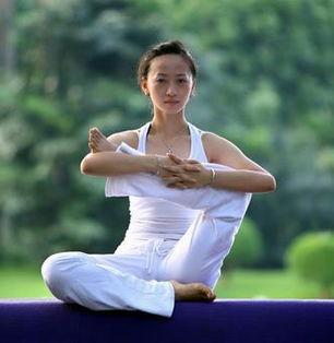 瑜伽经络应用