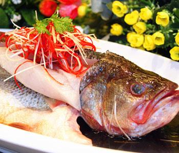 海鲈鱼的饮食注意事项