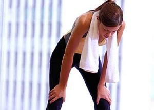 运动减肥健康的好方法