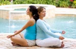 4式减肥瑜伽雕塑曲线