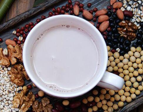 五谷豆浆的减肥法