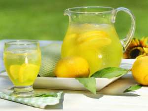 柠檬水的营养分析