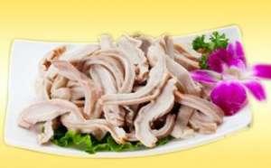 猪肚的营养价值