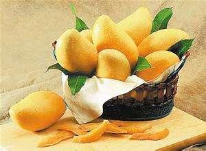 芒果不能和什么食物一起吃