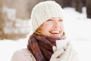 冬季女性如何保暖