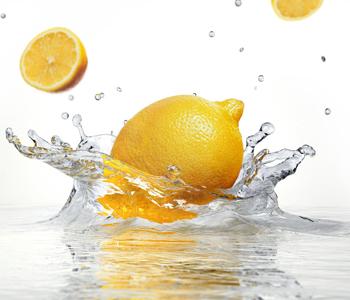 柠檬的美容方法