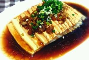 凉拌豆腐减肥吗