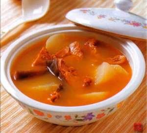 夏季美容养颜汤的4种做法