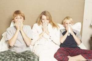 幼儿冬季预防感冒小常识