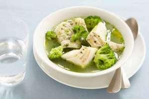 莴苣花椰菜汤