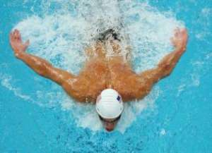 蛙泳换气技巧