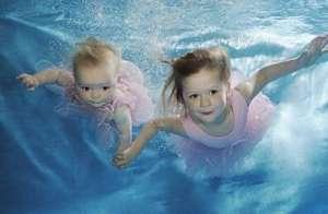 游泳可以保护膝盖