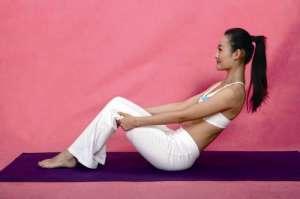 热门女性减压瑜伽体式