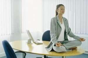 办公室的小运动省时又健康