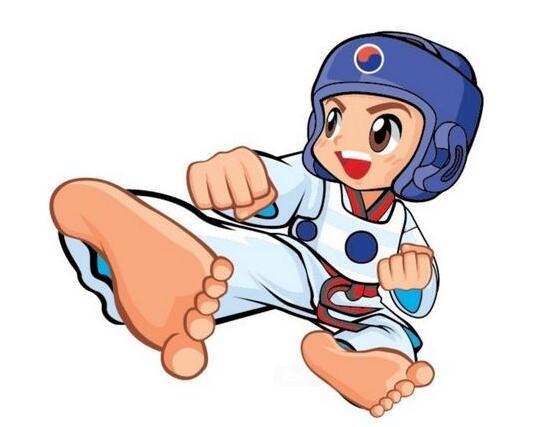儿童学跆拳道的好处