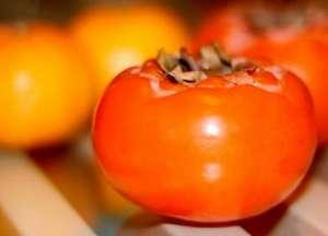 柿子的食疗配方