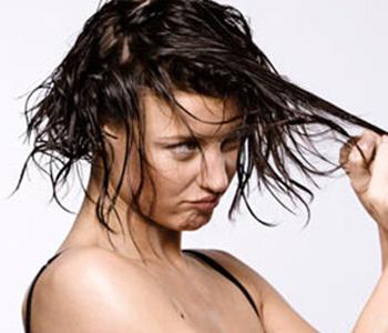 洗头发掉头发需要注意什么