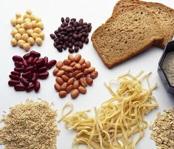 含纤维素多的食物