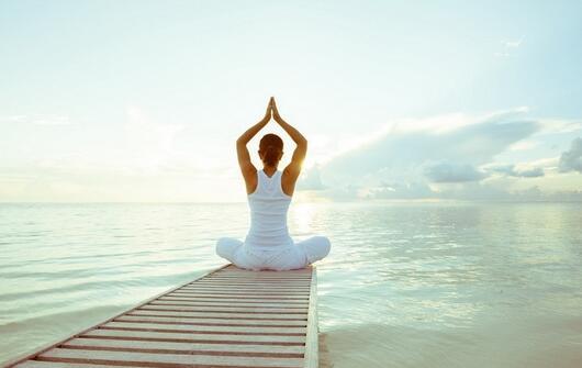 健身瑜伽要注意