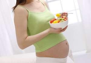 怀孕时必须的营养
