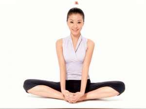 5式丰胸瑜伽让女性自信挺出胸部