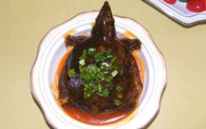 黄焖甲鱼的营养价值