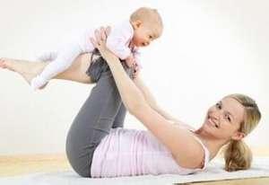 产后运动减肥八招