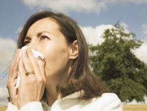 急性上呼吸道感染的临床表现