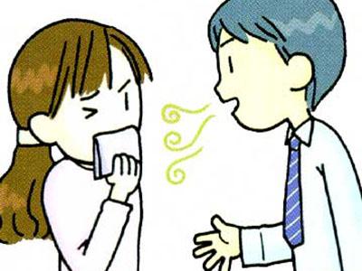 常吃哪些食物能够缓解口臭
