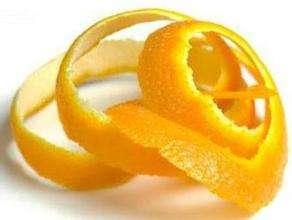 橘子皮比较实用的功效