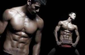 锻炼腹肌要吃什么