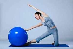 瑜伽球的主要作用及注意事项