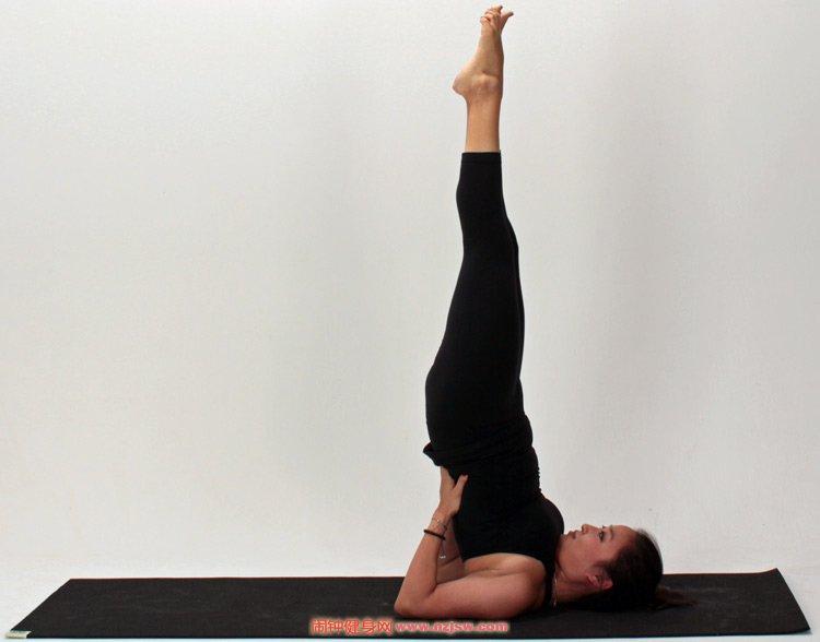 改善胃下垂的瑜伽动作