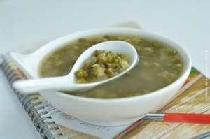 喝绿豆汤有什么好处