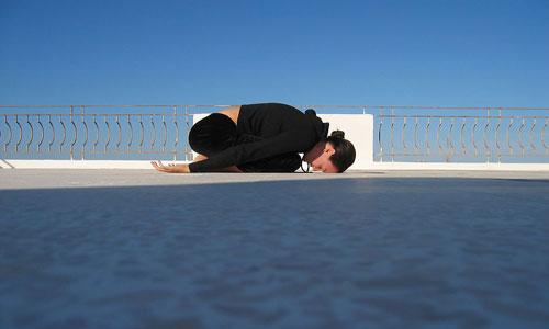 8个瑜伽动作锻炼大腿肌肉保持良好腿部曲线