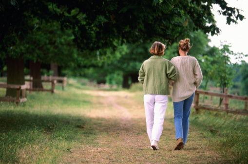 日常生活散步法养生的秘诀