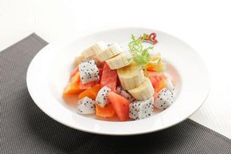 夏季常用的水果沙拉食谱