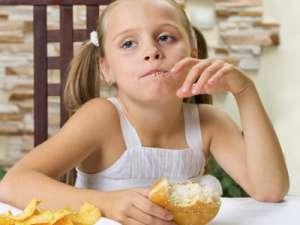 立秋儿童饮食原则