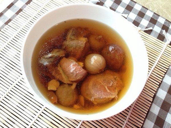 适合春季煲汤的食谱