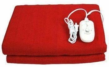 电热毯会导致什么呢